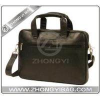 China Leather Executive Briefcase on sale