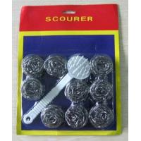 Best A6115D s/10 wire scourer with handle stocks wholesale