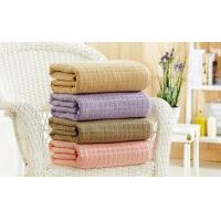 100% Cotton Bed Throw and Blanket