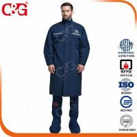 China Category III 33cal/cm2 electric Arc Flash Protective Clothing on sale