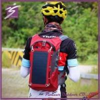 China China Supplier Battery Power Panel Solar Backpack for Laptop and Phone on sale
