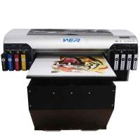 Best New design a2 uv led flatbed printer with 4880 printhead wholesale