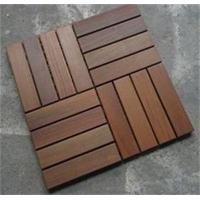 "COMPOSITE BUILDING MATERIALS 12""x12"" solid wood tile"