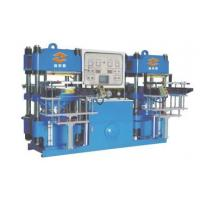 High-precision double-pump hydraulic shaping machine