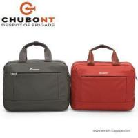 China Men's Ladies Travel Briefcases Laptop Bags in Best Durable Polyester Fabric on sale