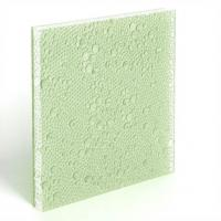 China translucent resin panel Aloe on sale