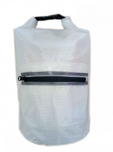 China Waterproof Dry Bag Backpack With Extra Zipper Pocket
