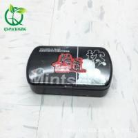 Best Tin Box Food grade small mint tin box with plastic inner cover wholesale