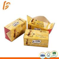 Best Fried chicken box foldable food pacakaging box wholesale