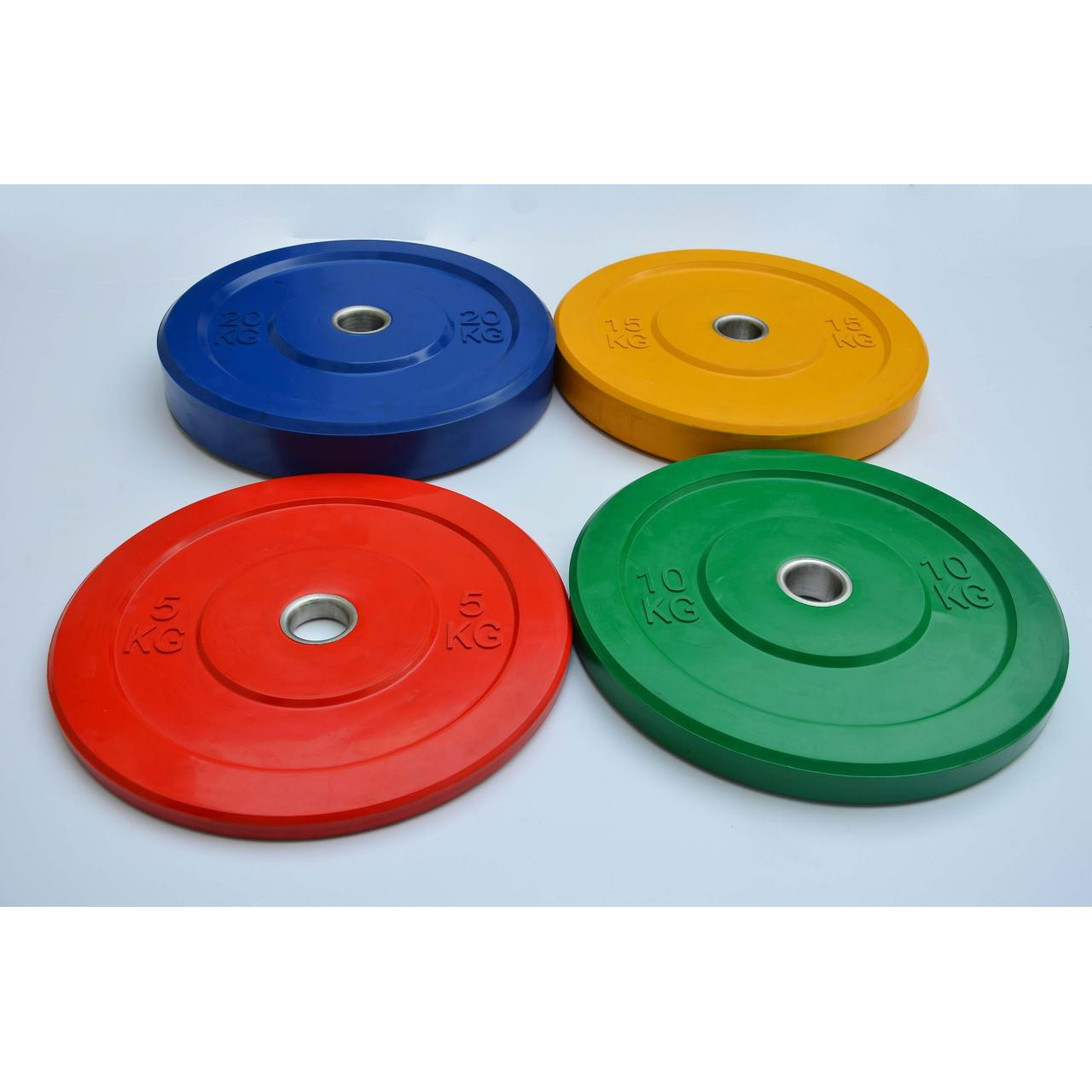 Best Products  Colored Rubber Bumper Plate wholesale