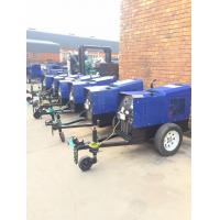 Diesel Welding Generator 50-500A With Kubota Engine For Welding In Construction