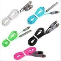 China Fast Charging Micro USB Cable 2 in 1 Sync Data Charger on sale