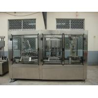 Wine, alcohol drinks filling system