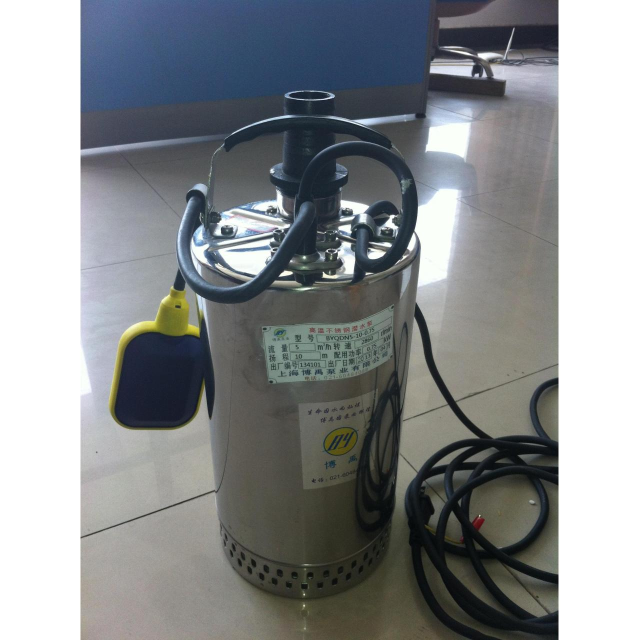 Best Small fully stainless steel submersible pump wholesale