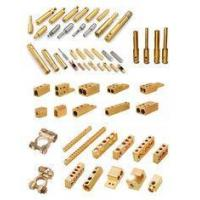 Best Anodizing Brass Electrical Fittings , Small Watertight EMT Fittings With Custom Welding wholesale