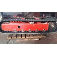 Best Loading weight 1.5T rubber track chassis wholesale