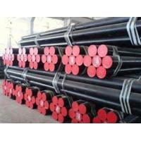 Manufacturing company black q195 19mm round erw steel pipe