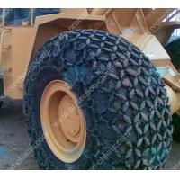 Best Alloy steel welded 11.00-20 tractor tire chains for mining wholesale