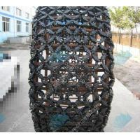 Best Steel custom 14.00-24 tractor tire chains for quarry wholesale