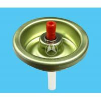 Buy cheap 1 inch valve (Gold Lacquered tinplate) from wholesalers