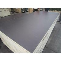 1250x2500x21mm Brown Membrane Architectural Template