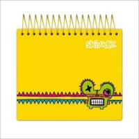 Best Yellow Jotter Notebook 300 Sheets wholesale