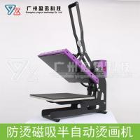 Best Megnet automatic open heat press machine wholesale
