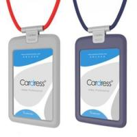 Best G2R Silicone Rubber ID Card Holder Safety Breakaway Lanyard wholesale