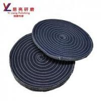 Best abrasive jeans cotton grinding wheel for metal/stainless steel/ hardware wholesale