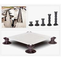 Best Plastic Pedestal for Outdoor Floor System wholesale