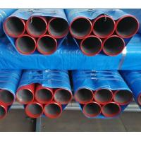 Best Blue Paint Galvanised Carbon Steel Tube wholesale