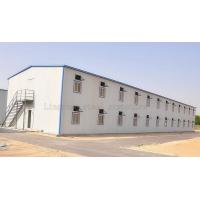 Low Cost Prefabricated Steel Frame House for Sale