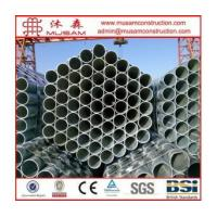 ASTM A53 galvanized steel pipes factory