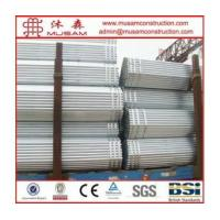 SCH40 galvanized steel pipes from Tianjin
