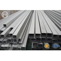 Stainless Steel Pipes with Square TUBES