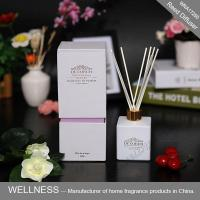 Buy cheap Luxury aroma reed diffuser with rattan stickers-WNA17250 from wholesalers
