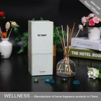 Buy cheap Luxury aroma reed diffuser with rattan stickers-WNA17268 from wholesalers