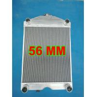 Mm Ford N N N Tractor W Chevy L V Engine Aluminum Radiator