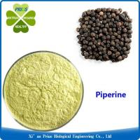 Black Pepper Extract Black Pepper Nutrition Dietary Supplement 95% Piperine By HPLC