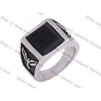 Stainless Steel Fashion Stone Rings DRZY47075
