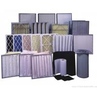 HVAC AIR FILTERS Primary air filters,Fine filters, HEPA air filters, ULPA filters