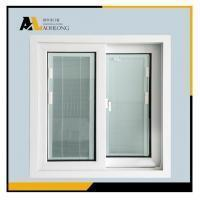 Best Double Glazed UPVC Sliding Window with Grill Design wholesale