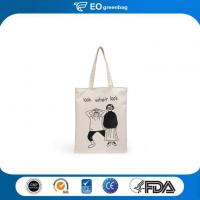 Best Canvas Shopping Bag with Printing wholesale