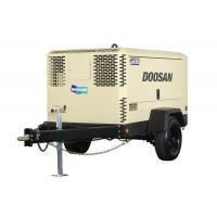 Best Ingersoll Rand Doosan HP375WCU-T2 Air Compressor 10.6 m/min@10.3 bar wholesale