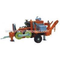 180kN Hydraulic Cable Puller cable pulling tools cable pulling winch equipment manufacturers