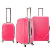 Buy cheap 201671393654Round Shell Expandable Double-Spinner Luggage Set from wholesalers