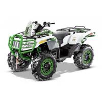Arctic cat Mudpro 1000 Special edition competition ATV 2016