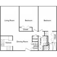 2 Bedroom Apartments In Illinois