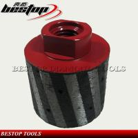 Sintered Diamond Resin Filled Drum Wheel for Granite and Marble