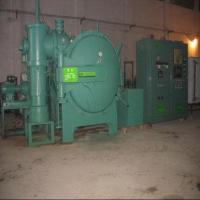 Buy cheap 6 rooms continuous horizontal vacuum sintering furnace from wholesalers